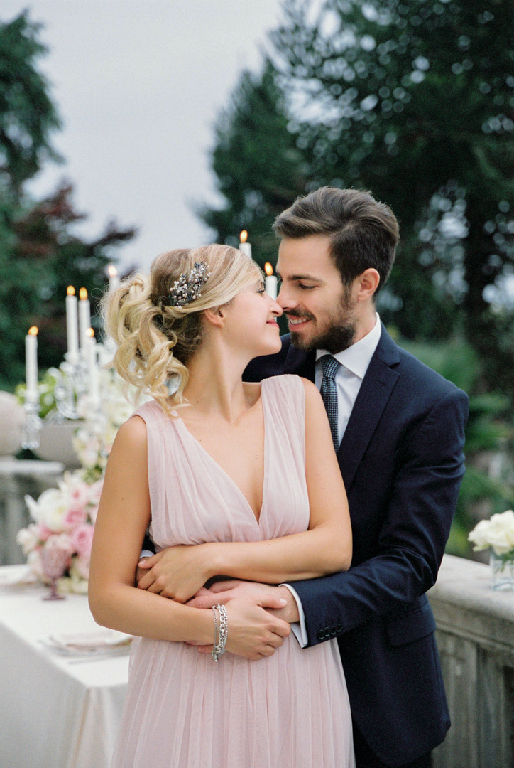 Maggiore fairy tale: элегантная love-story на вилле