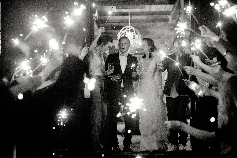 В стиле Титаника: свадебная вечеринка в лофте