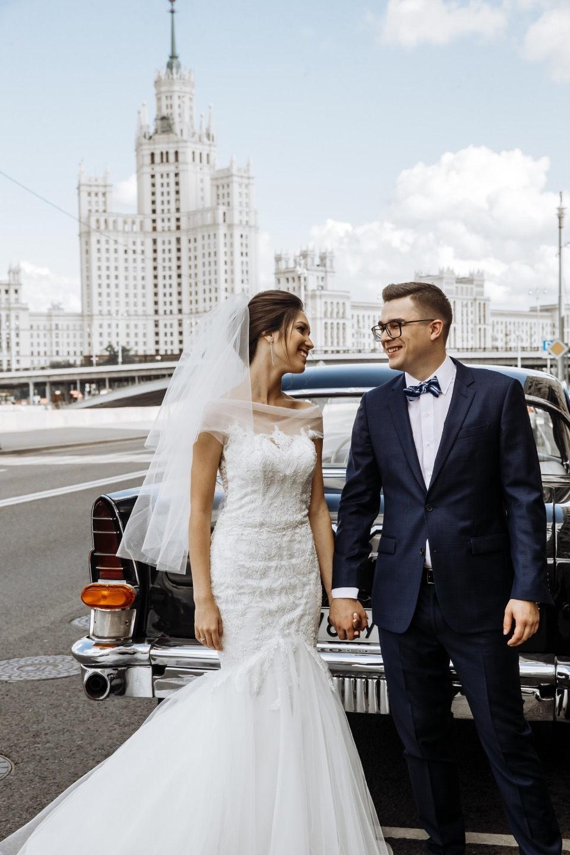 Химия любви: свадьба двух химиков