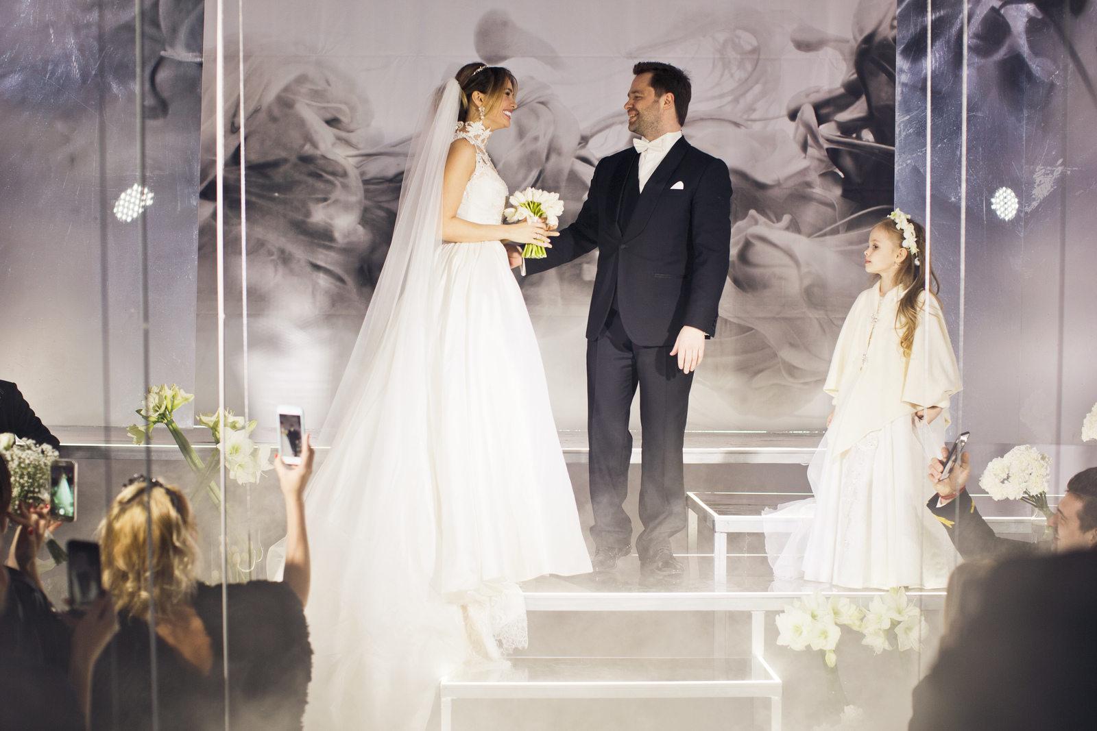 Невесомость: свадьба Виталия Гогунского и Ирины Маирко