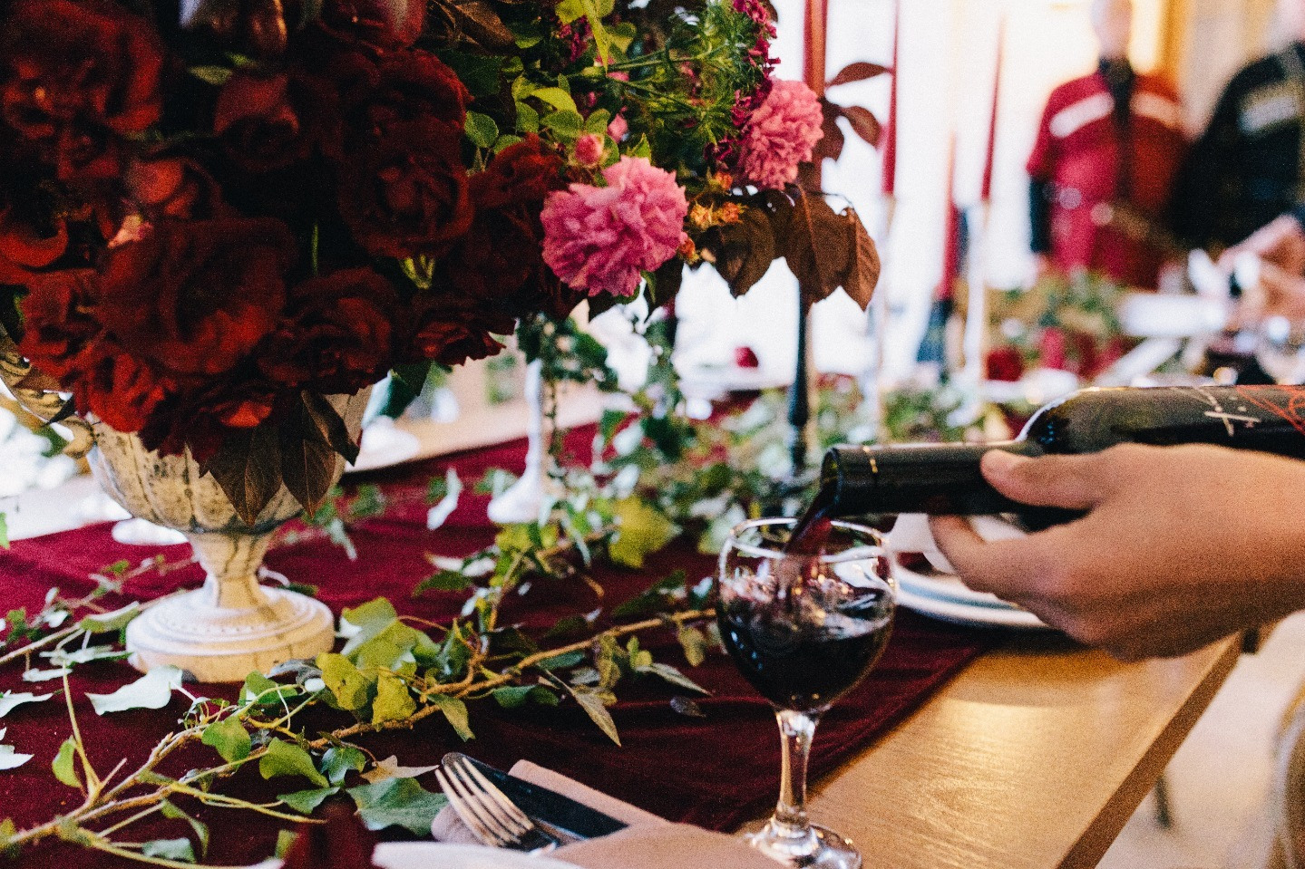 В цвете молодого вина: свадьба в Грузии для двоих