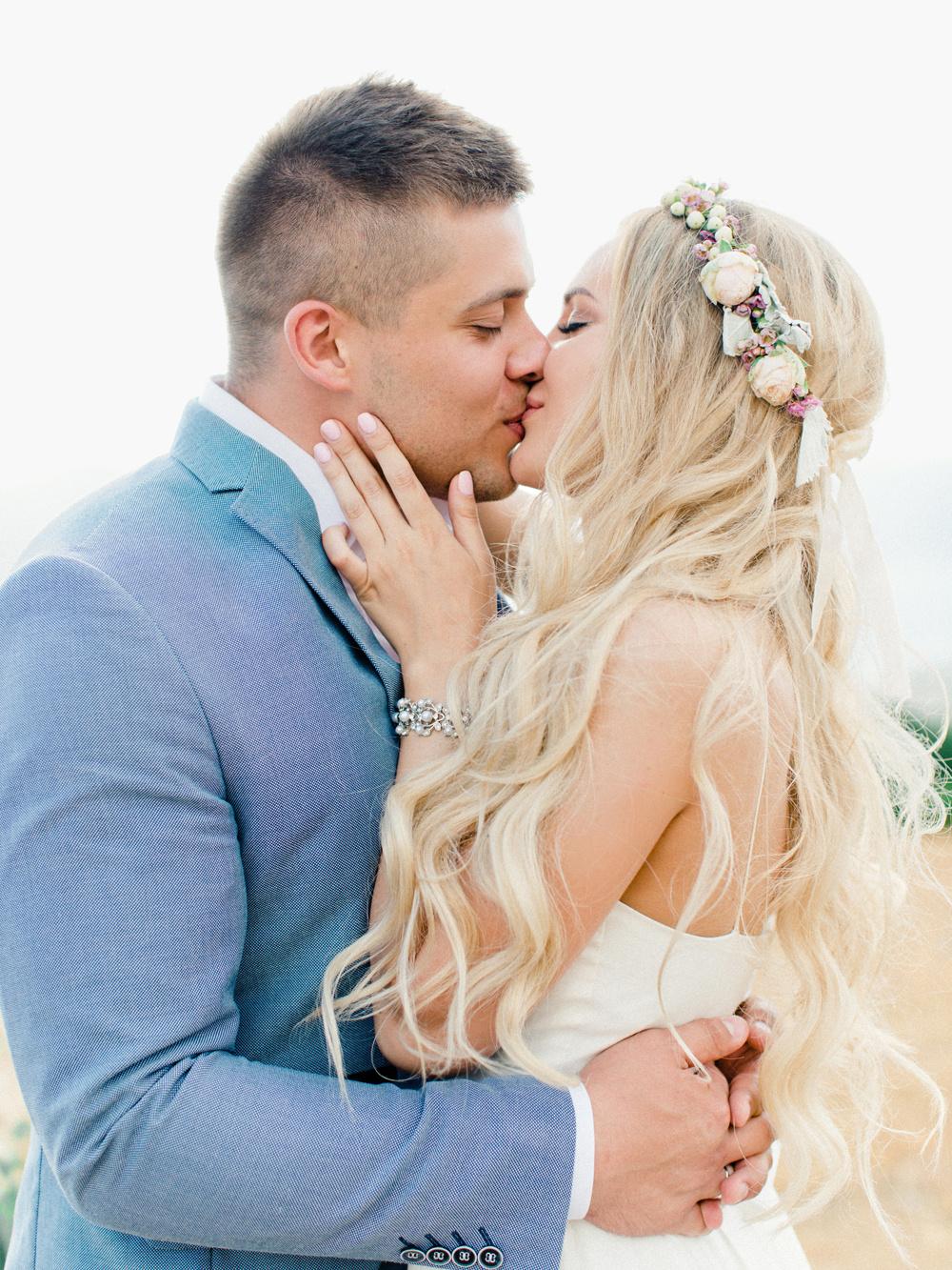 Море и горы: камерная свадьба в Черногории