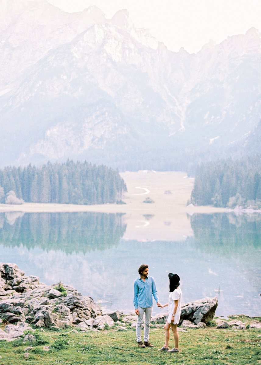 Любовь и горы: love-story у озера Фузине