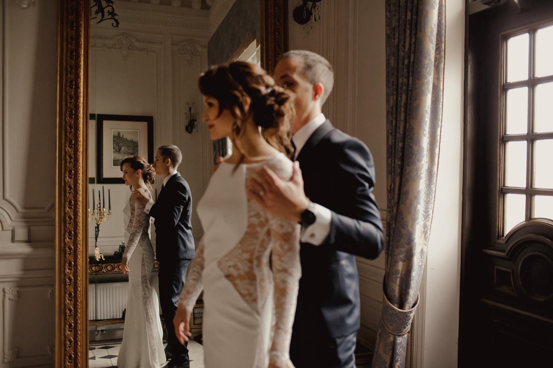 Cosmic Love: тематическая свадьба в стиле «геометрия»