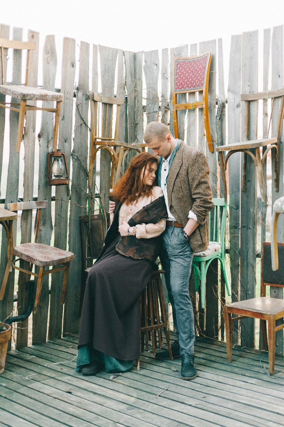 Зелёная усадьба: love-story в стиле кантри