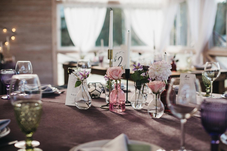 Уютный сентябрь: камерная свадьба на свежем воздухе