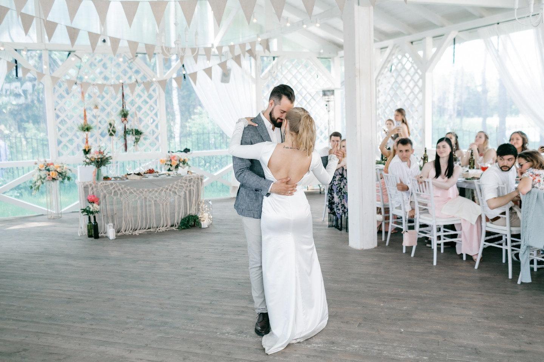 It's a Beautiful Day: свадьба в стилистике уютного бохо