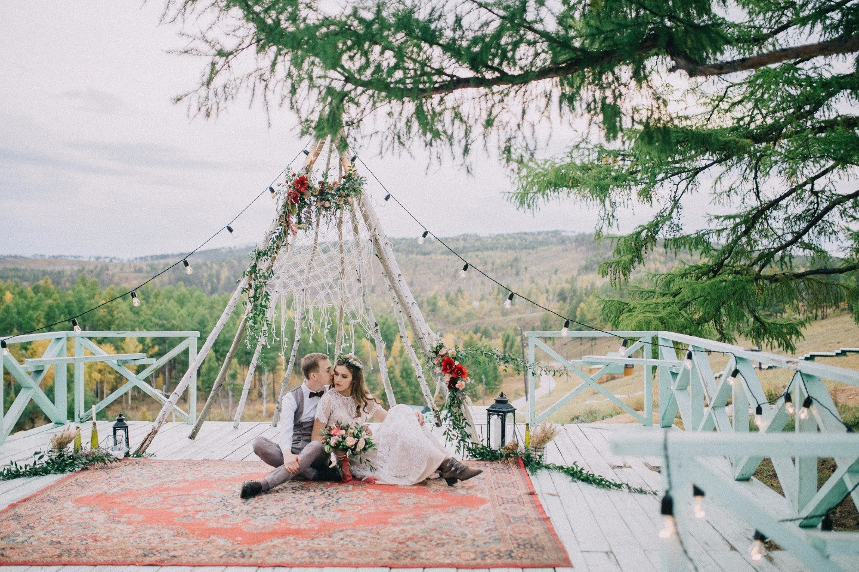 Бохо свадьба: топ-10 идей из наших историй