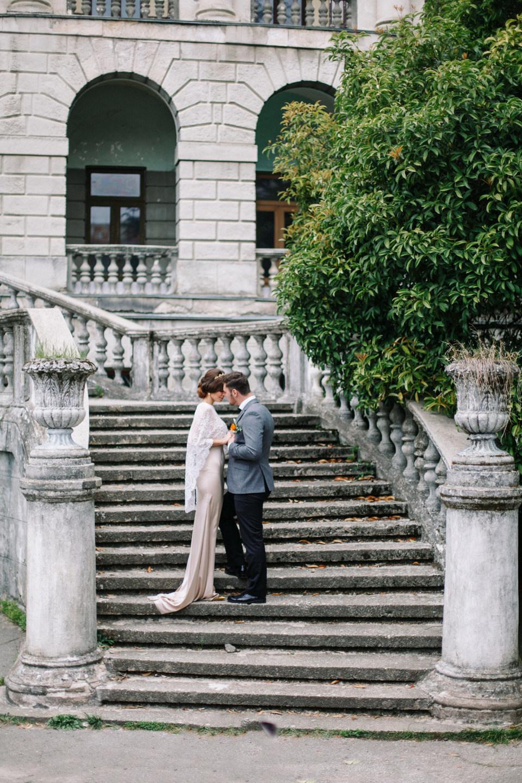 Retro Mood: стилизованная свадьба в Сочи