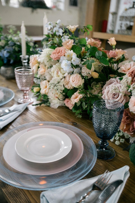 To the Moon and Back: уютная свадьба в ресторане