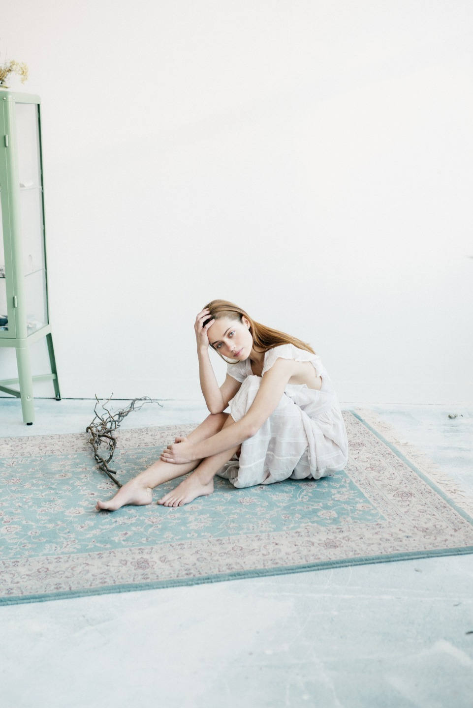 Меланхолия: стилизованная фотосессия