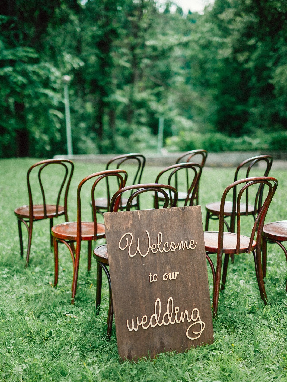 Вдохновение природой: уютная летняя свадьба