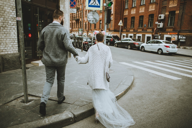 Очень питерская история: опыт невесты
