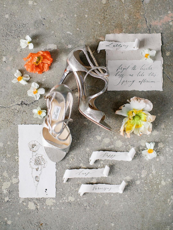 Poppy spring: стилизованная фотосессия