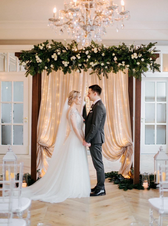 Moments of Love: свадьба в элегантном стиле