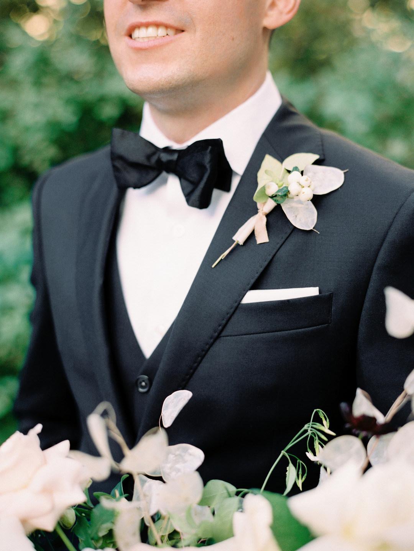 Simple Elegance: свадьба в белой палитре