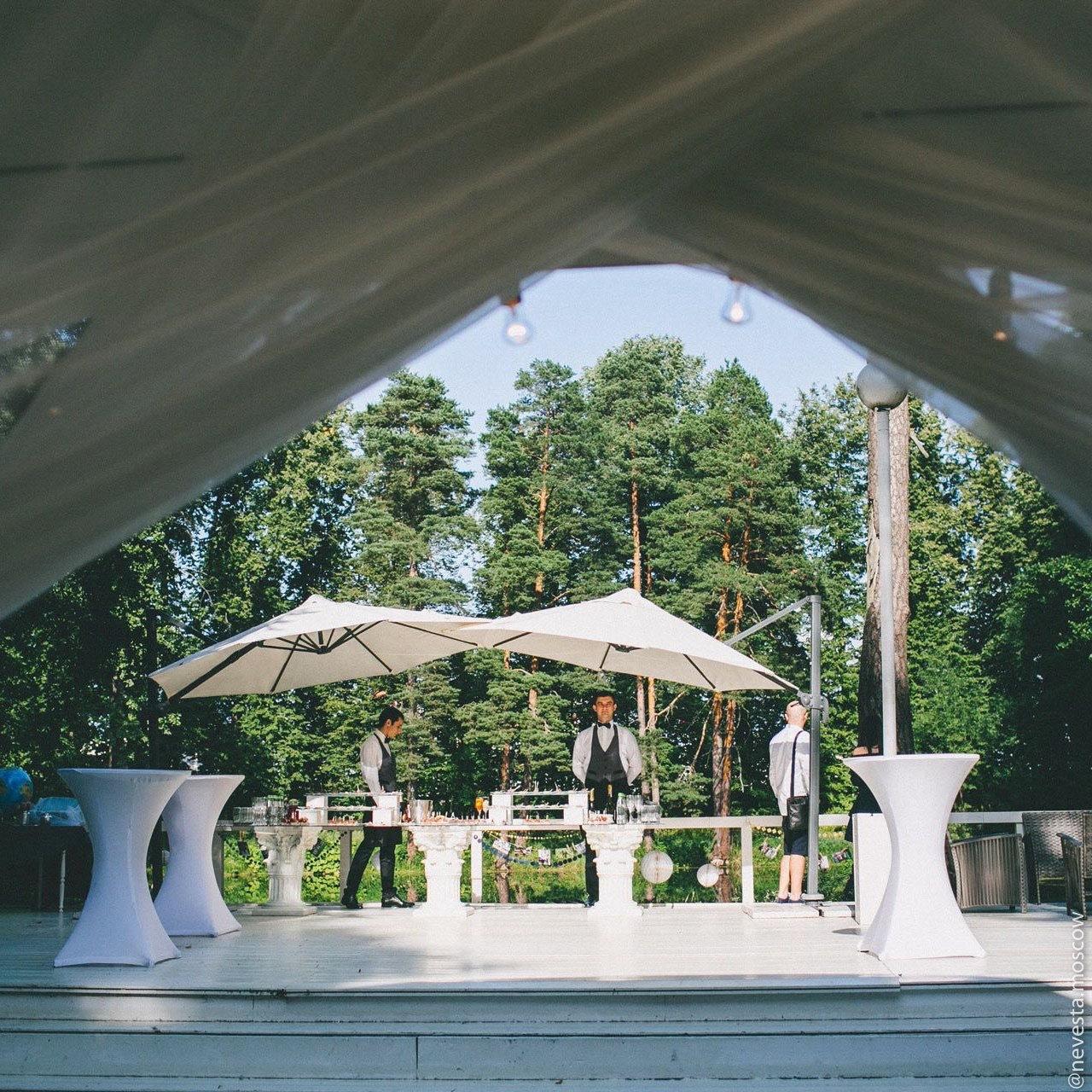 Романтика природы: обзор площадки ЛЕС Event House