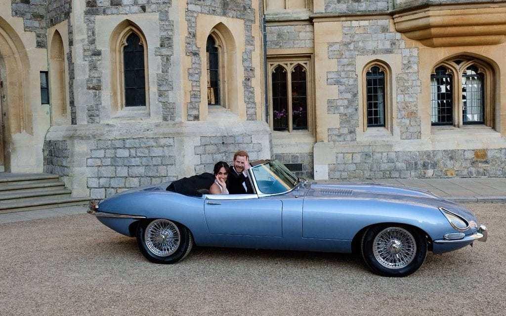 Свадьба принца Гарри и Меган Маркл: 9 идей, которые могут быть и на вашей свадьбе!
