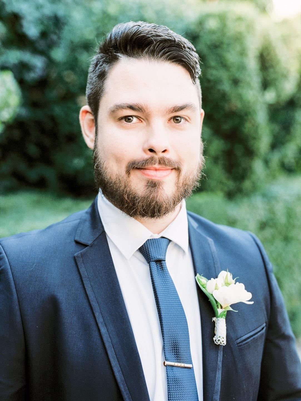 Прическа жениха: 25 идей со свадеб Weddywood