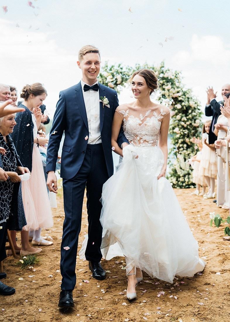 100 фотографий, которые должны быть в вашем свадебном альбоме