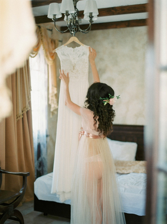 Утонченная легкость: свадьба в Крыму