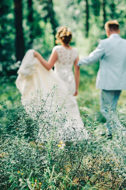 Это была судьба: уютная свадьба в сосновом бору
