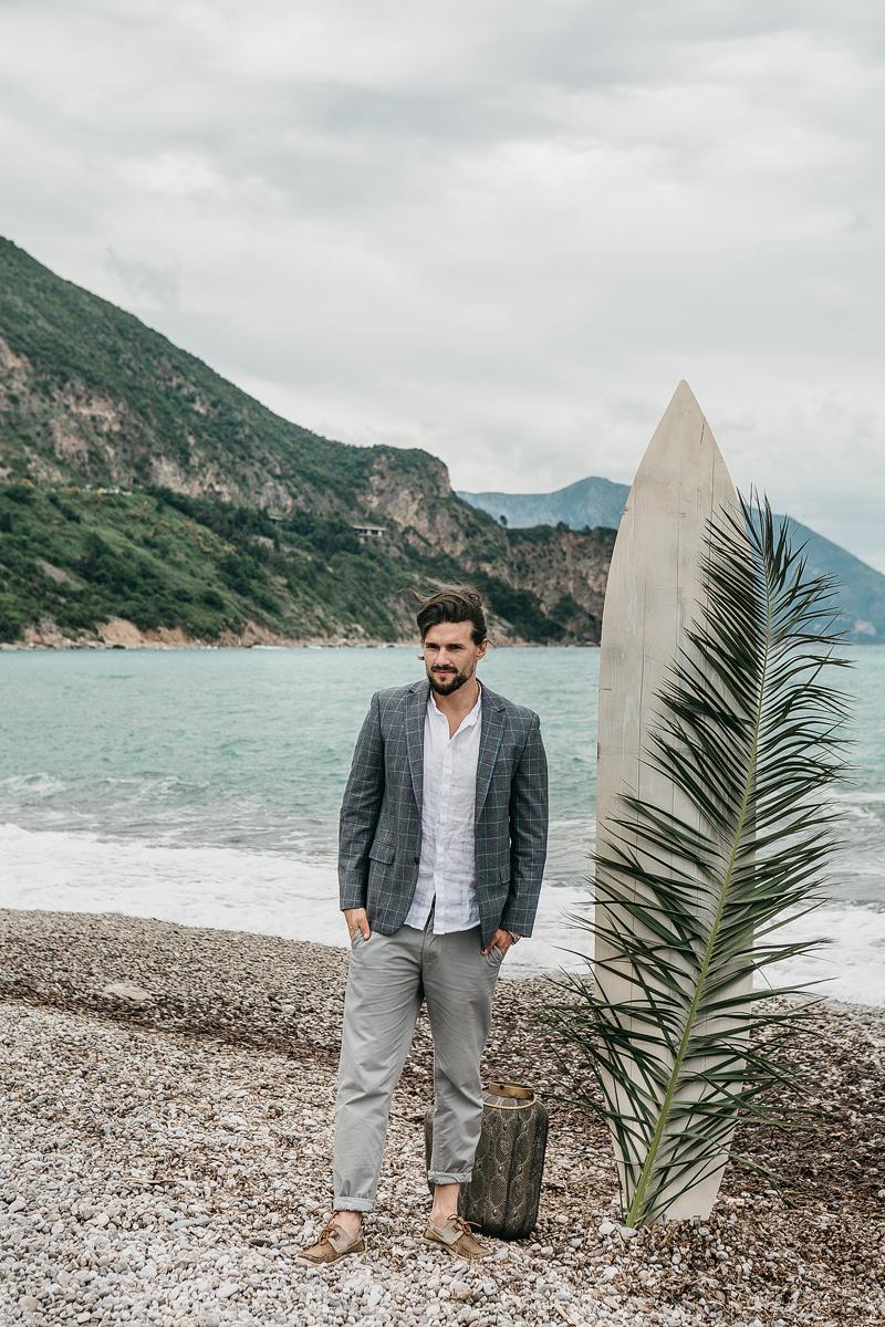 Дух свободы: стилизованная съемка в Черногории
