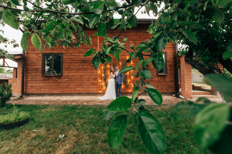 Эко и уют: свадьба в усадьбе