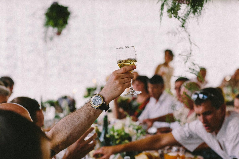 Casual Rustic: лесная свадьба