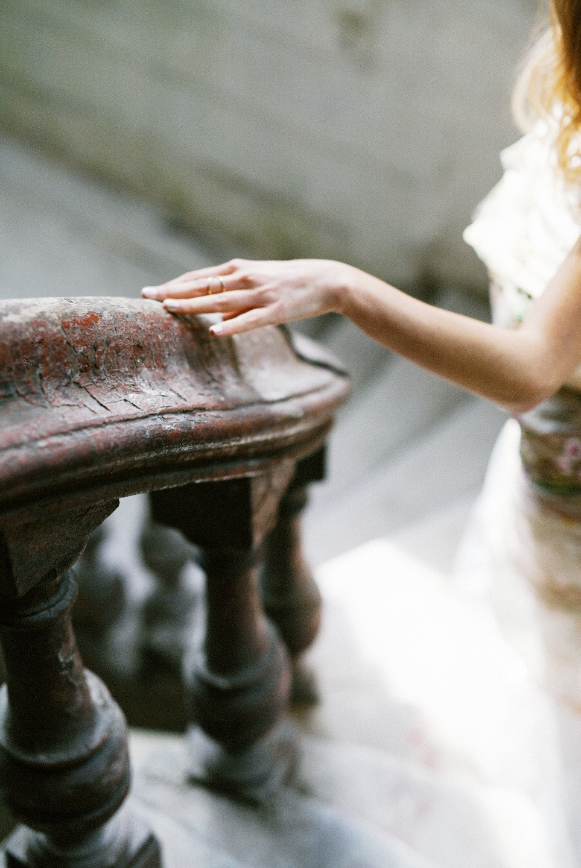 Love-story в заброшенной усадьбе с таинственной историей