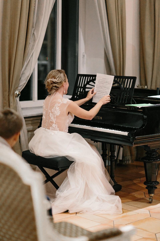 Art Wedding: свадьба в загородном клубе у Финского залива