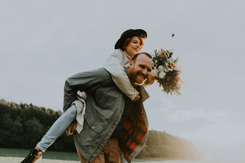 Выше в небо: love-story на воздушном шаре