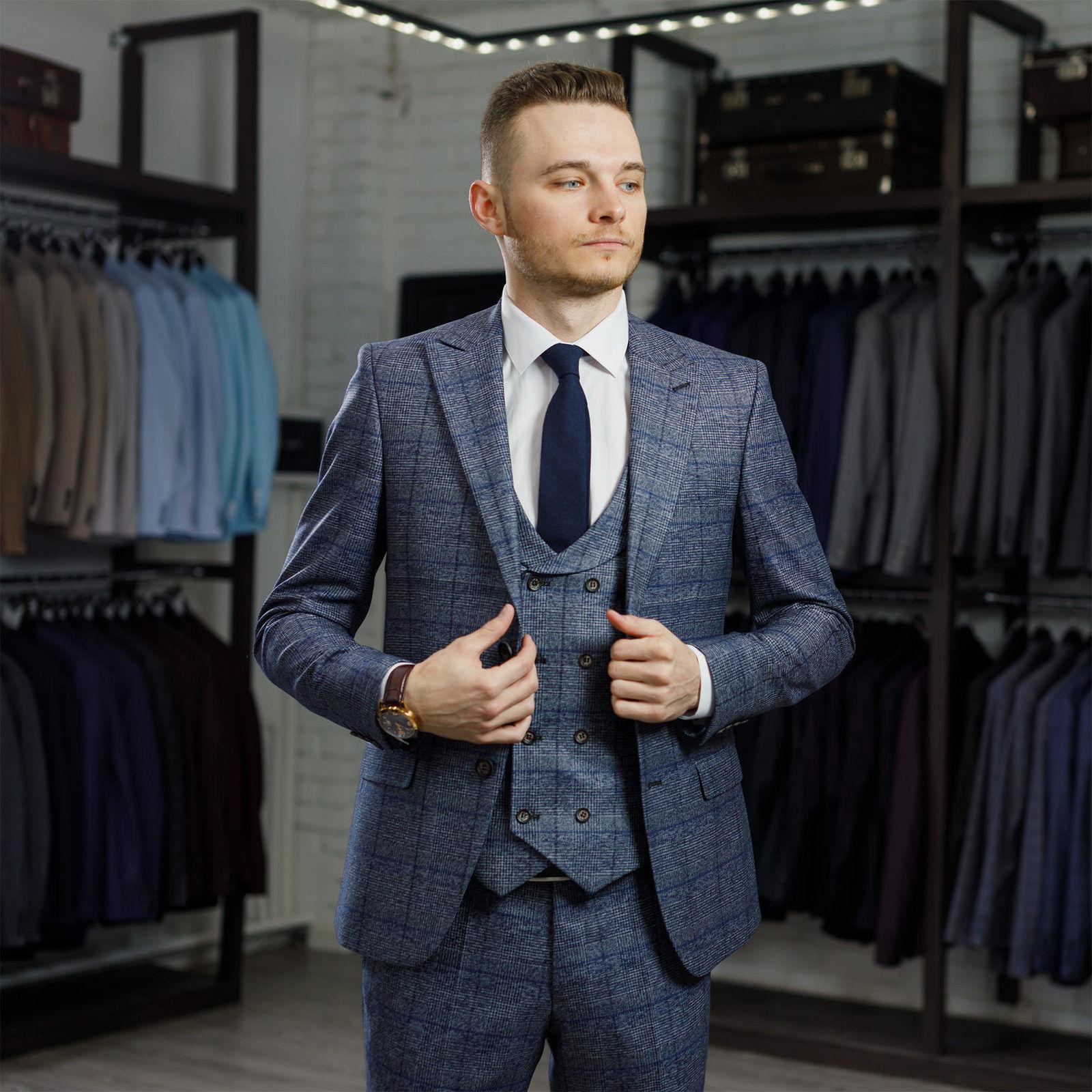 #женихнастиле: актуальные тренды от Men's Look store