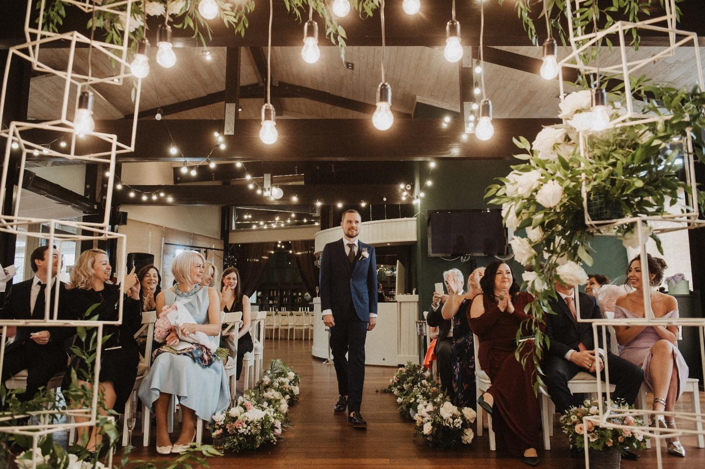 Доброе семейное кино: свадьба в скандинавском стиле