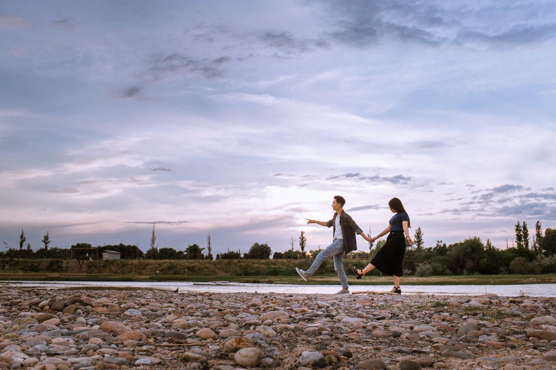 Путешествие длиною в жизнь: love-story в стиле casual