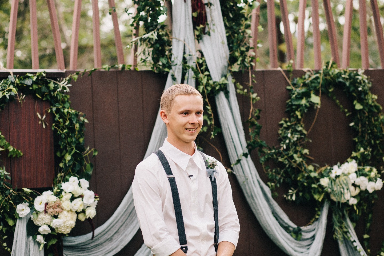 «Виноградная» свадьба для двоих в Крыму