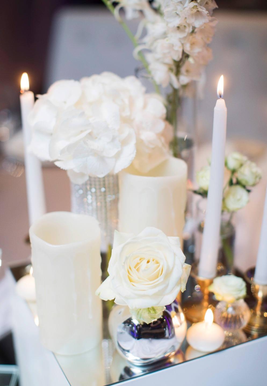 Благородная лаконичность: свадьба в центре Москвы