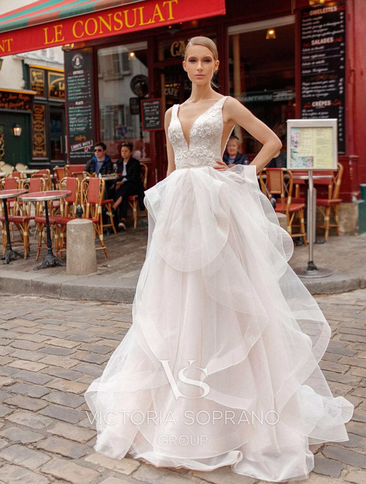 В поисках свадебного платья мечты: новая коллекция Victoria Soprano