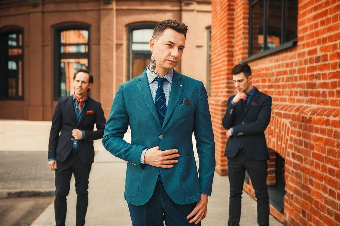 Выбираем костюм жениха: шоурум The Boys