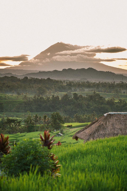Все только начинается: рассвет для двоих на Бали