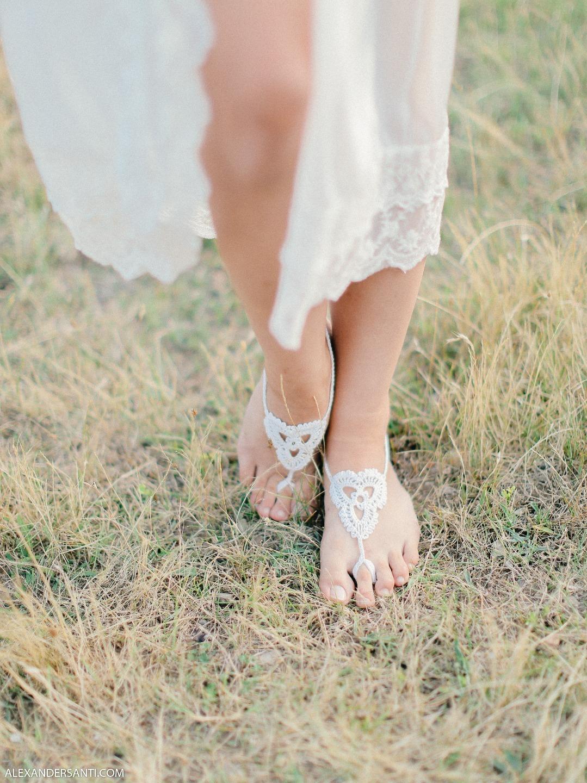 Boho bride's morning: будуарная съёмка на природе