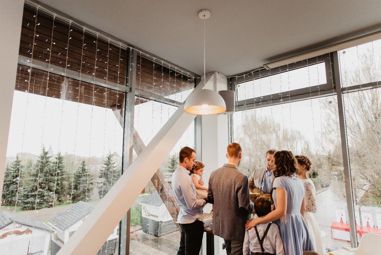 Cozy Wedding: свадьба с церемонией на крыше