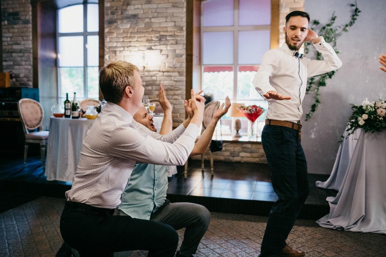 Гармония любви: свадьба в элегантном стиле