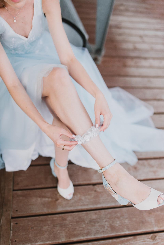 Воздушная лёгкость: свадьба в яхт-клубе