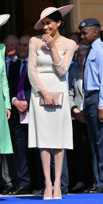 Уже жена: 14 образов Меган Маркл после свадьбы с принцем Гарри