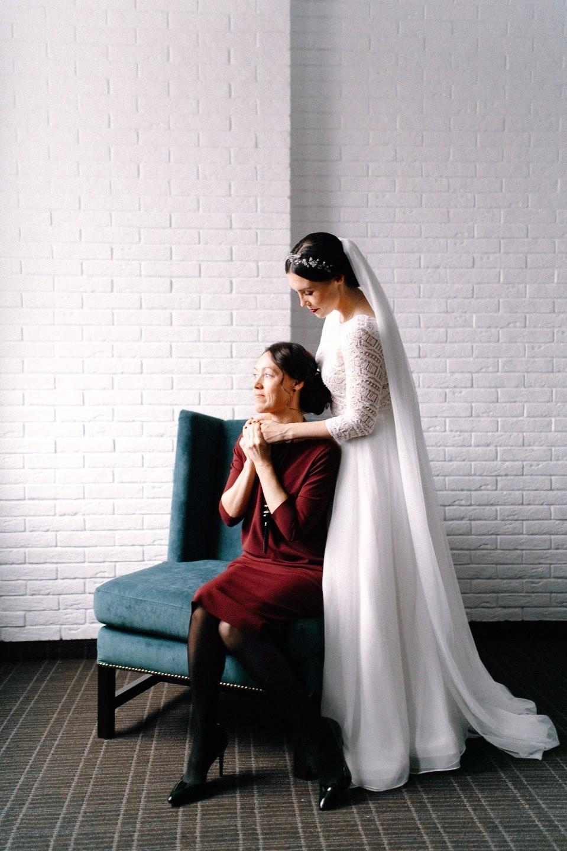 Мама невесты: 25 стильных образов