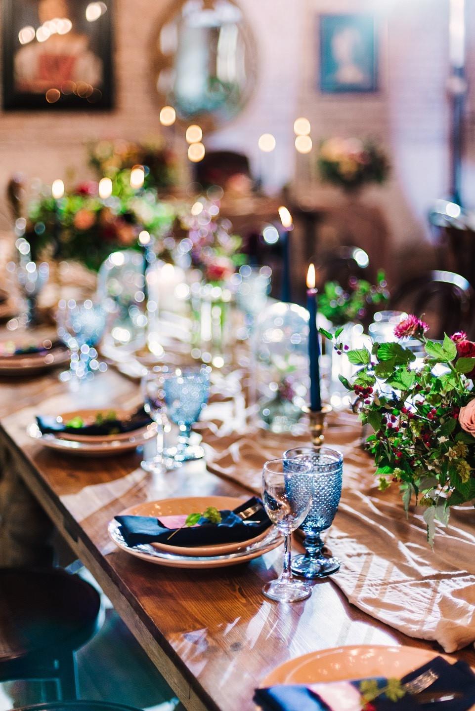 Благородный шик: свадьба в усадьбе