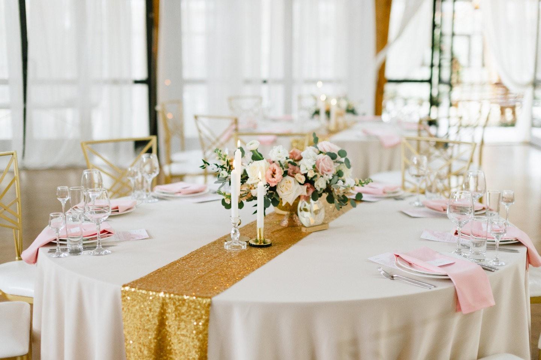 Весенняя нежность: свадьба в классическом стиле