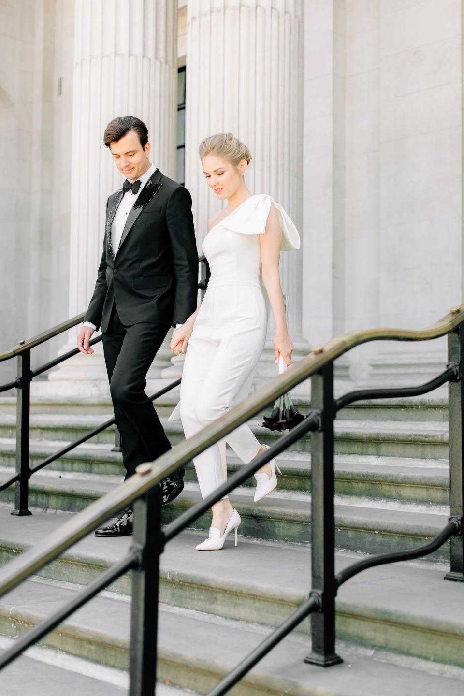 В ритме большого города: свадьба в Лондоне