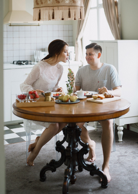 Очарование Петербурга: свадьба в элегантном стиле